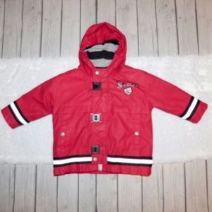 Carter's 2 Toddler Fireman Rescue Jacket 2T